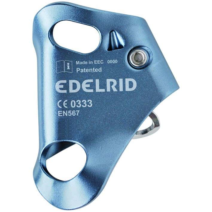 54-Elevador-Wind-Up Elementos de anclaje y sujeción indispensables para trabajos en altura. Ropa Anticorte
