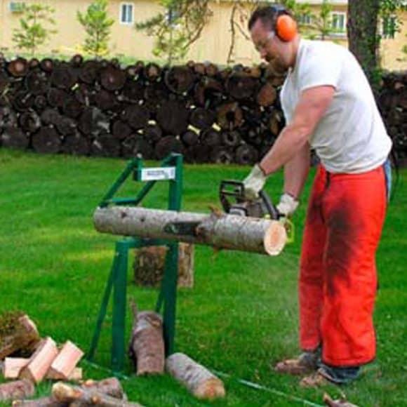 Herramientas para la preparación de la madera