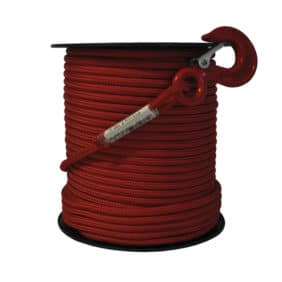 rollo cuerda roja