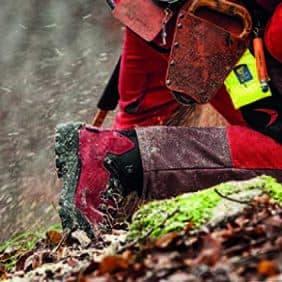 Ropa de seguridad forestal