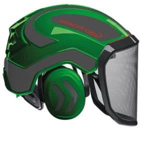 Casco Protos Integral verde