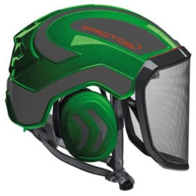 Casco Protos Integral verde