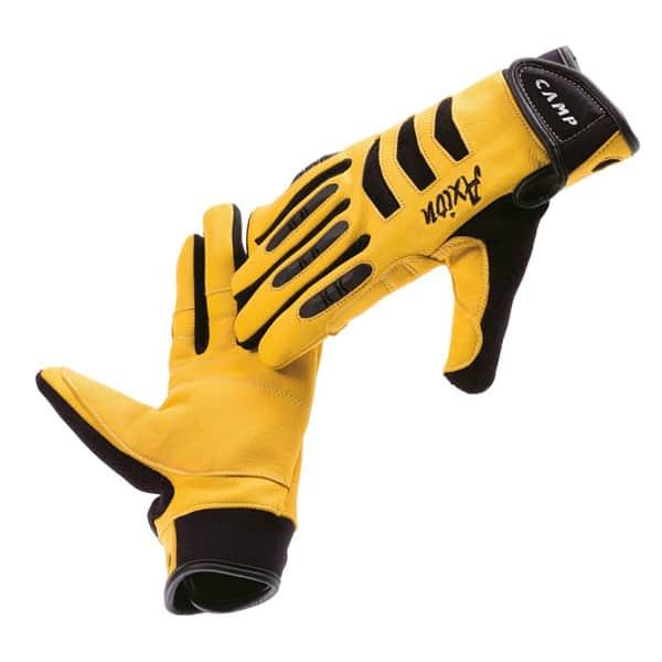 guants-camp-axion ¿Cómo elegir los guantes de protección? Ropa Anticorte