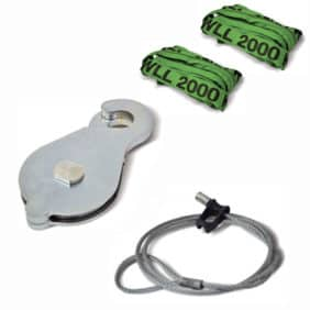 Kit desviación polea choker VF150/155