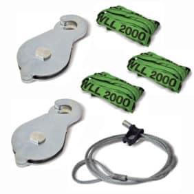 Kit doble polea choker VF150/155