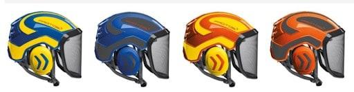 casc3 Lo último en cascos de protección. ¿Cuál te conviene? Ropa de protección Trabajos Forestales