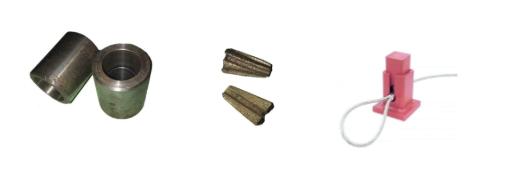 image-2 Chokers y eslabones deslizantes para el arrastre de madera Trabajos Forestales